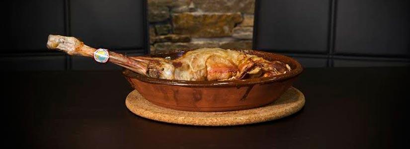 gastronomia lechazo