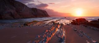 playas-del-camino-de-Santiago-norte_playa-itzurun-en-zumaia