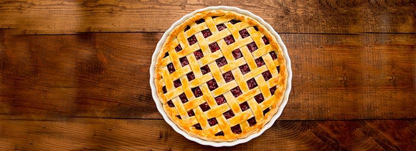receta tarta cereza