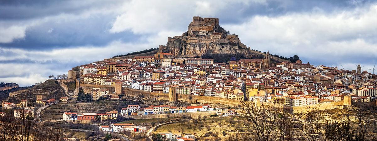 Pueblos de España que merecen ser visitados Principal_pueblo-medieval-de-Morella