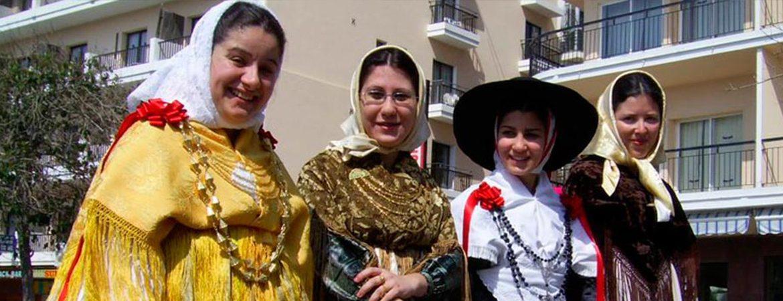 Trajes regionales de Baleares
