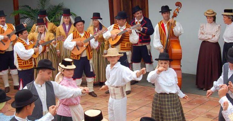 Trajes Regionales en Canarias