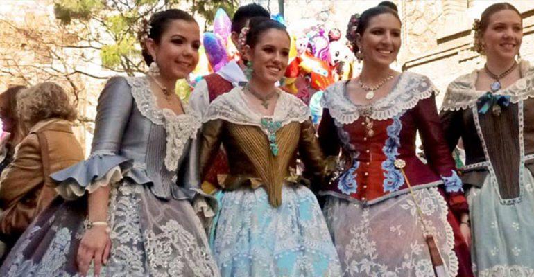 Trajes Regionales de Castellón – Traje de Castellonera