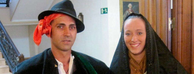 trajes regionales de Teruel
