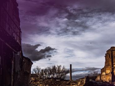 Rincones encantados de España: Pueblo Viejo de Belchite