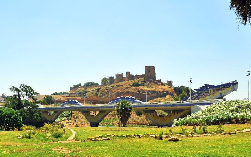Puente del Dragón, uno de los puentes más espectaculares de España
