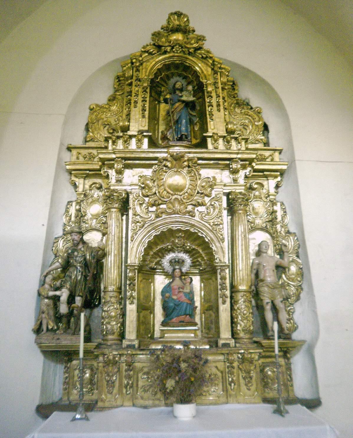 La Virgen del txori