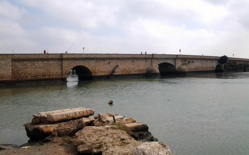 Puente Zuazo en San Fernando y Puerto Real