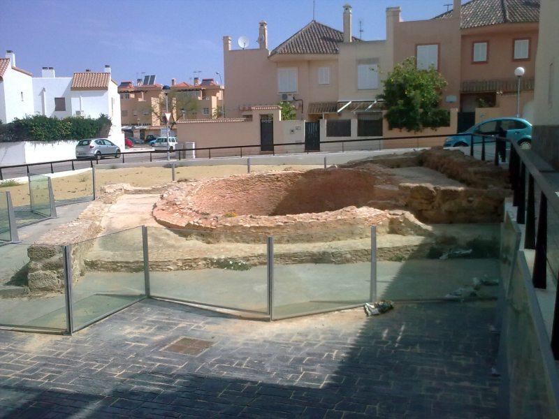 Horno del Gallinero en Puerto Real