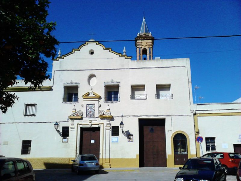 Iglesia de la Victoria en Puerto Real