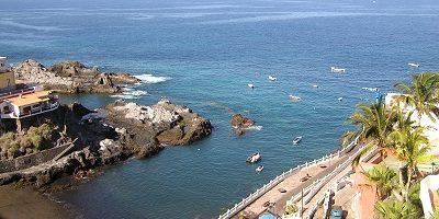 paseo puerto santiago