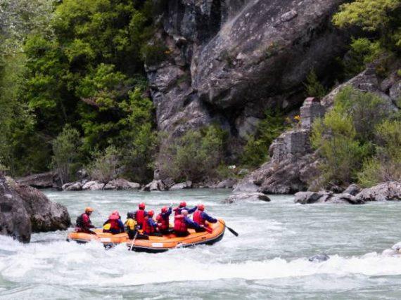 Los otros descensos del Sella: 5 ríos de aguas bravas que navegar