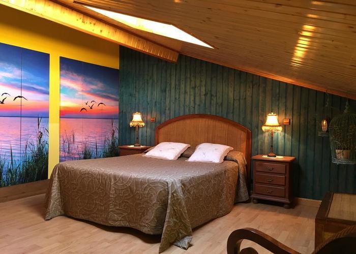Dónde dormir en Rascafría