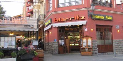 comer jaca restaurante biarritz