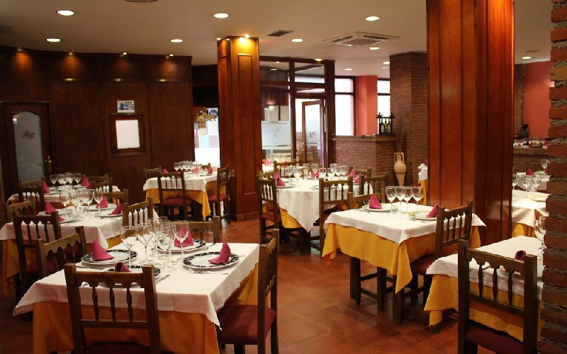 Restaurante Bilbilis en Calatayud