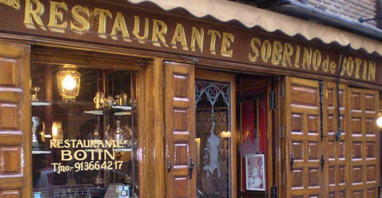 Restaurante Botin: El más antiguo del Mundo