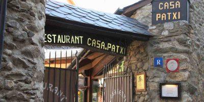 comer masella restaurante casa patxi