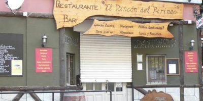 comer canfranc restaurante rincon pirineo