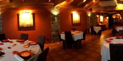Comer Port Aine restaurante fogony
