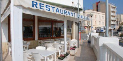 comer Lametlla Mar restaurante lalguer