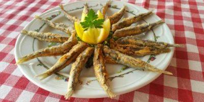 comer santa susanna restaurante caleta