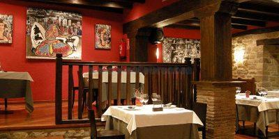 comer sos rey catolico restaurante cocina principal