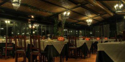 Comer Monasterio Veruela restaurante corza blanca