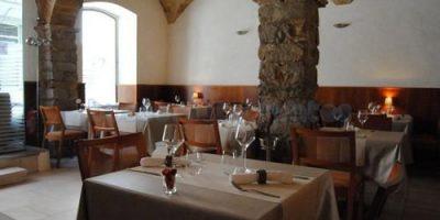 comer escala restaurante gruta