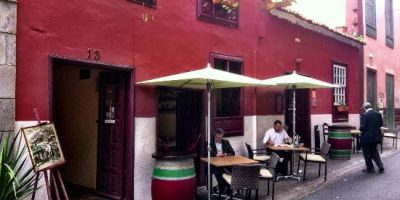 Comer Santa Cruz Tenerife restaurante hierbita