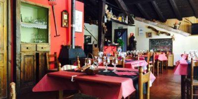 Comer Espot Esqui restaurante llupia