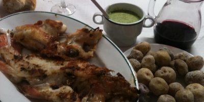 Comer Matanza Acentejo restaurante pimienta