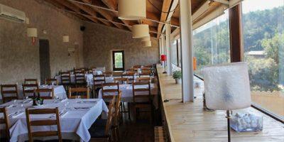Comer Sant Cugat Valles restaurante masia can vilallonga