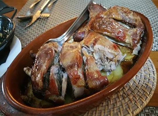 comer san juan pena restaurante ofogaril
