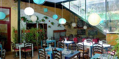 comer peratallada restaurante papibou