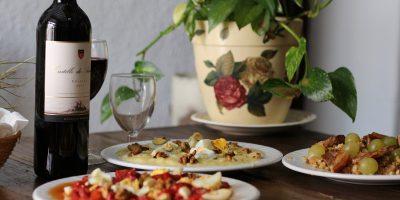 comer lietor restaurante posada maruja