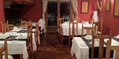 comer bielsa restaurante velle pineta