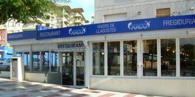 comer platja daro restaurante xaco