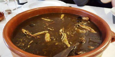 Comer Palafrugell restaurante Xado