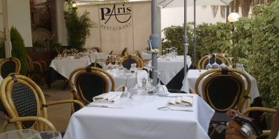 Restaurante au petit paris