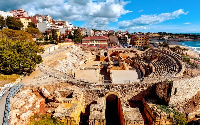 Restos romanos de Tarraco