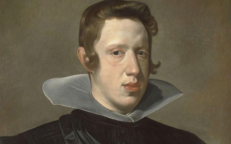 Retrato de Felipe IV, de Diego Velázquez