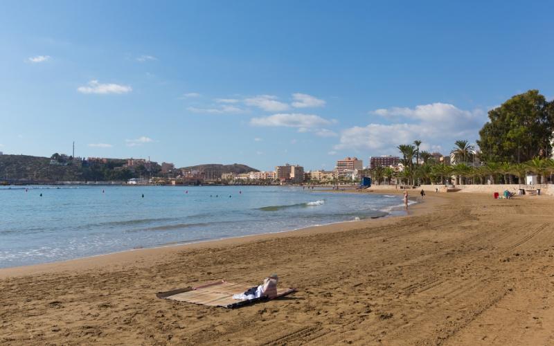Playa de Rihuete