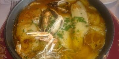 comer calonge restaurante rio oro