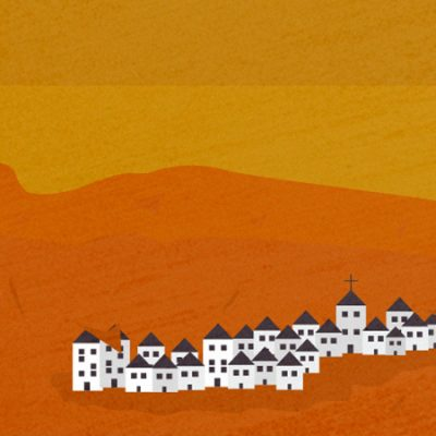 El Tajo del Roldán, una versión alicantina de La Bella y la Bestia | Leyendas del Mediterráneo 6