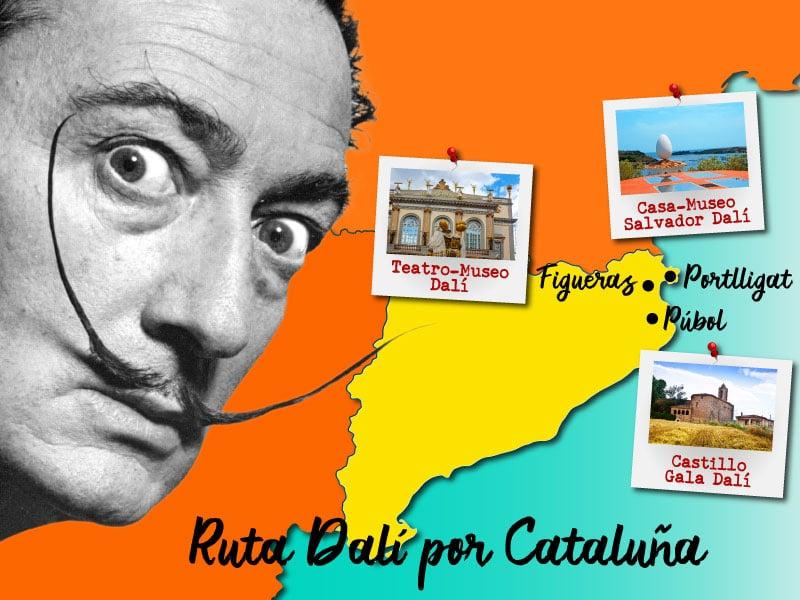 Ruta de Dalí por Cataluña