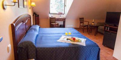 Dónde dormir en San Lorenzo de El Escorial