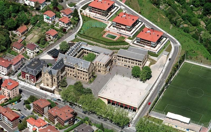 Colegio de La Asunción de San Sebastián