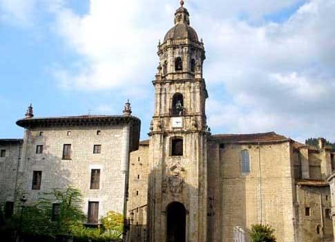 Parroquia de San Pedro de Ariznoa en Bergara