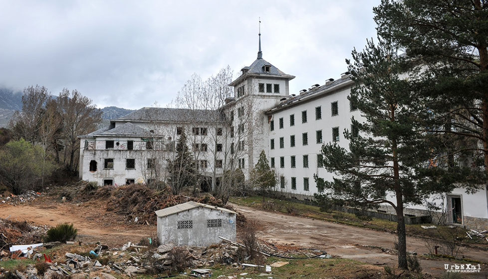 Sanatorio barranca Madrid