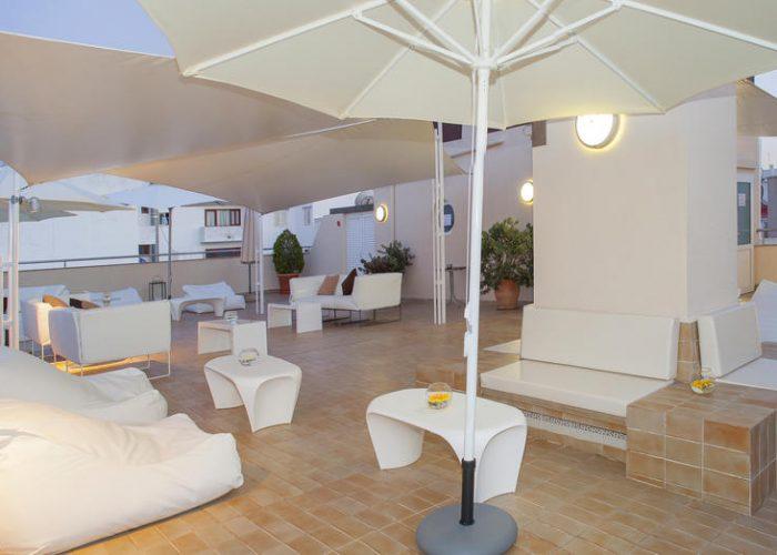 dormir Santa Eularia aparthotel duquesa playa
